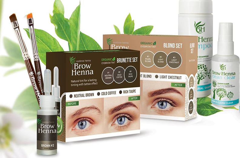 Salon kosmetyczny Zgierz - Brow Henna