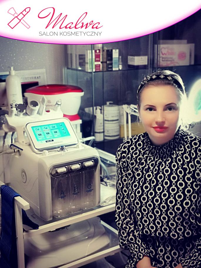 Oczyszczanie wodorowe - Salon kosmetyczny Malwa Zgierz