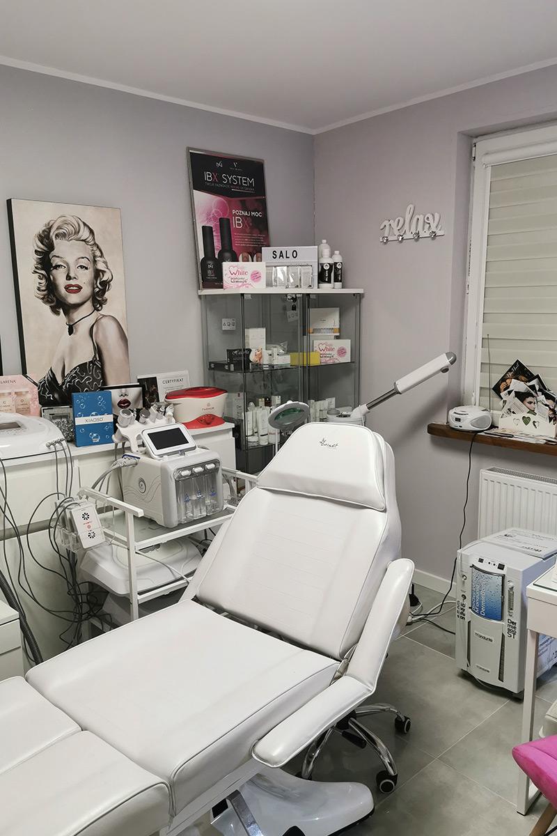 Salon kosmetyczny Malwa-Zgierz - O salonie