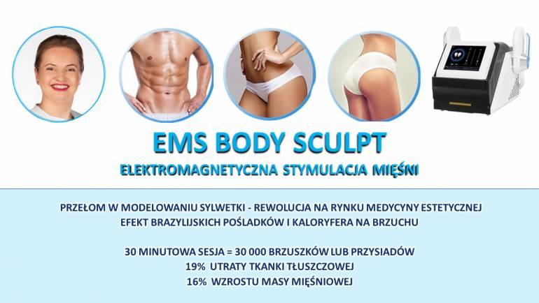EMS Body Sculpt